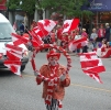 Paint the Town Red Canada Day